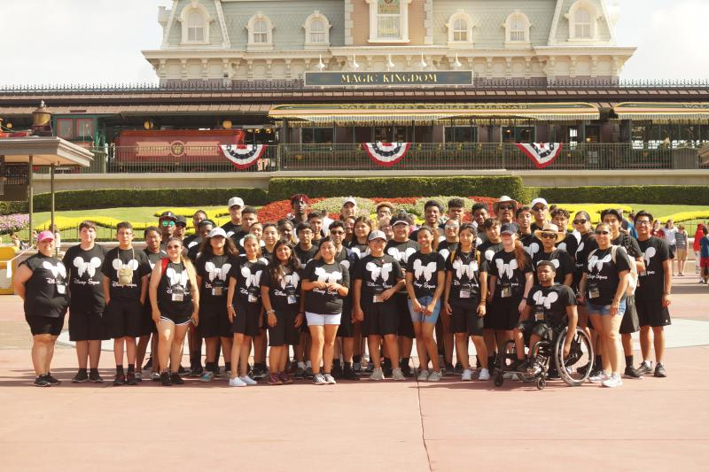 Band Disney Trip