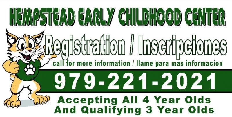 HECC Student Registration Information