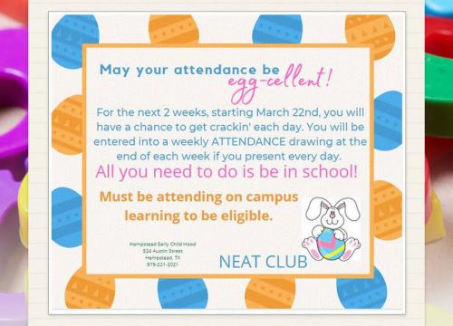 THE neat club information