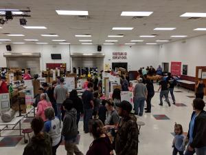 Science Fair - Crowd