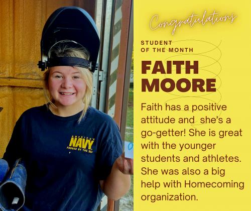 Faith Moore