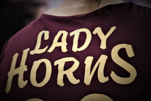 Lady Horns Volleyball jersey