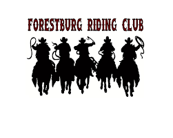 Forestburg Riding Club logo