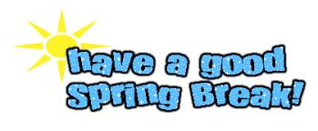 spring break picture