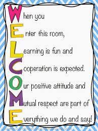 Welcome Acronym