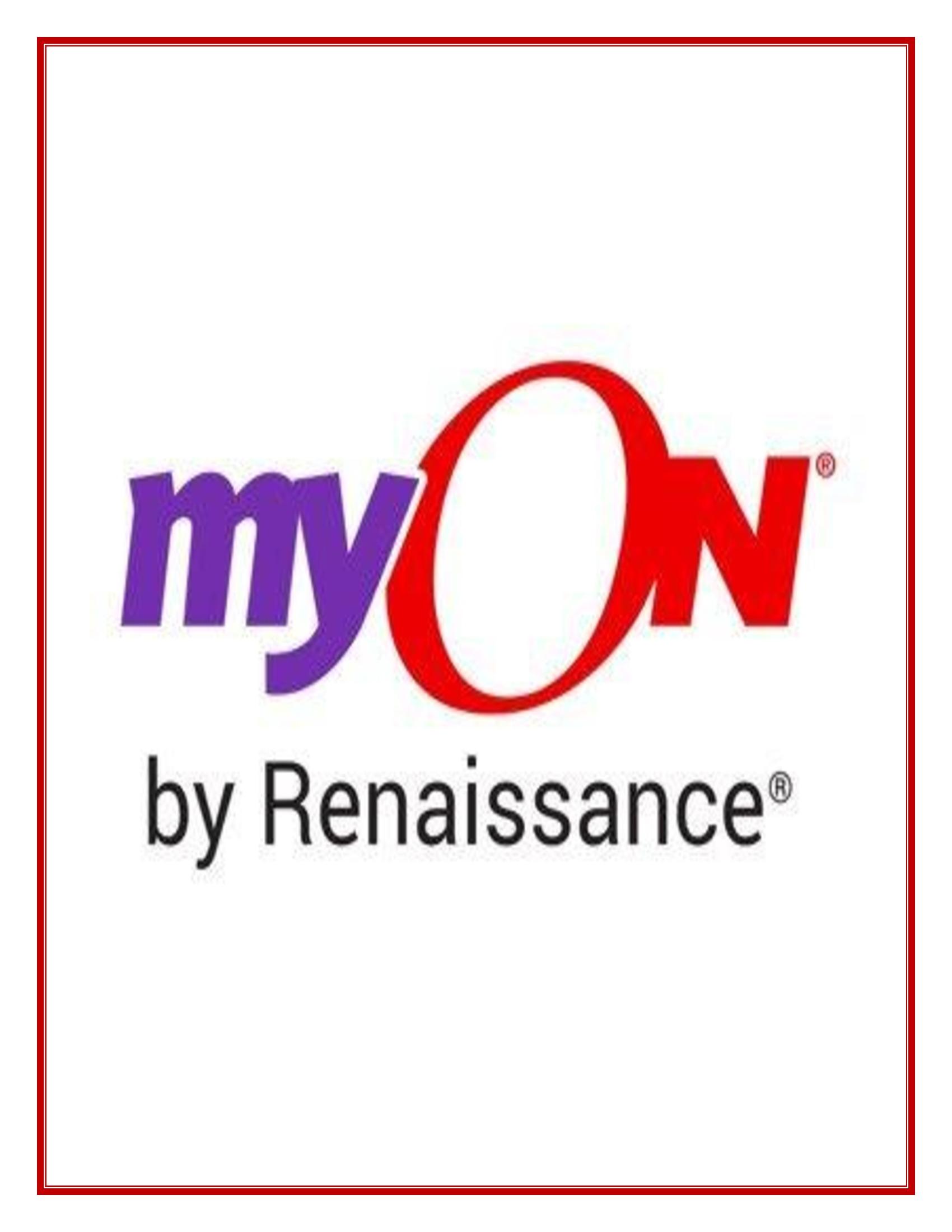 MYON BY RENAISSANCE