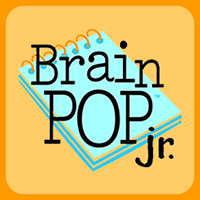 BrainPop jr logo