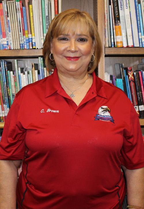 Ms. Cynthia Brown
