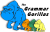 Image that corresponds to Grammar Gorrillas