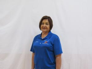 Mrs. Canales - Community Aide
