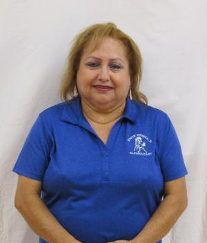 1st Grade Teacher Aide -Melba Salinas