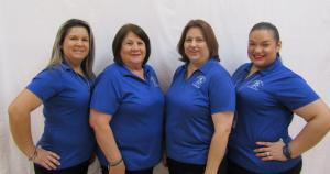 Office Staff - Liliana Leal: Clerk, Adelmina Bermudez: Clerk, Soraida Ramirez: Secretary, Vanessa Aguilar: PEIMS Clerk