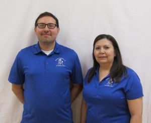 Special Education Aides - Victor Garza, Idalia Rodriguez
