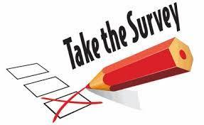 Take the Survey icon