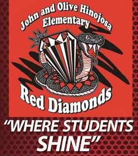 Hinojosa Logo Where students shine