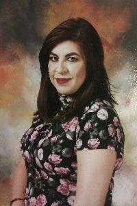 office clerk Esmeralda Leal