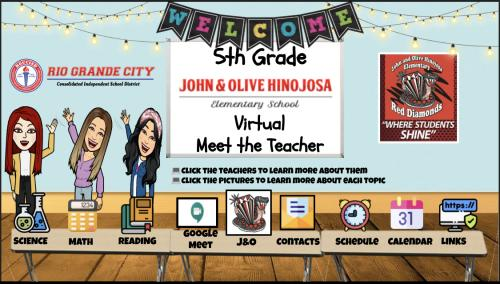 Get to know our teachers