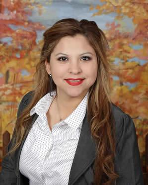 Assistant Principal Oneida Zurita