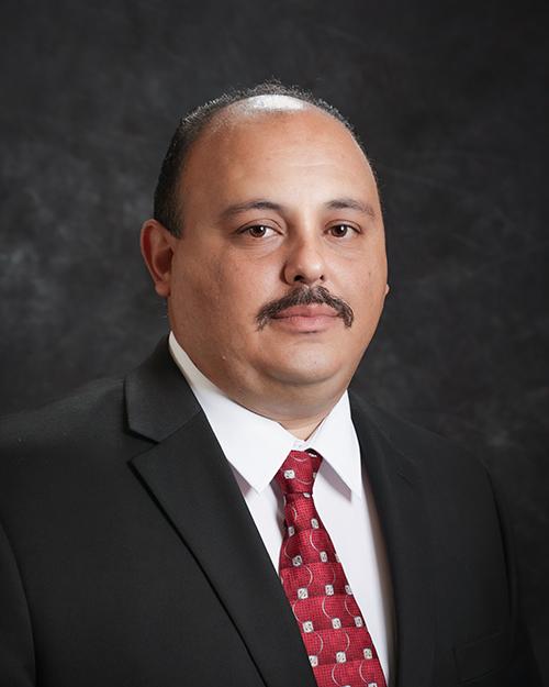 Mr. Saul Salinas
