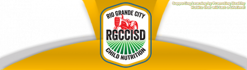 RGCCISD Child Nutrition logo