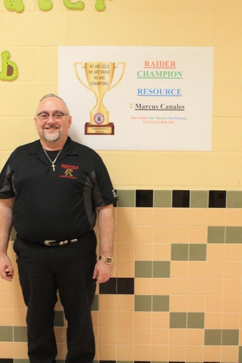 Mr. Marcus C. Canales Sr.