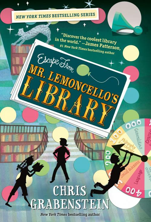 Mr. Lemoncello's Library