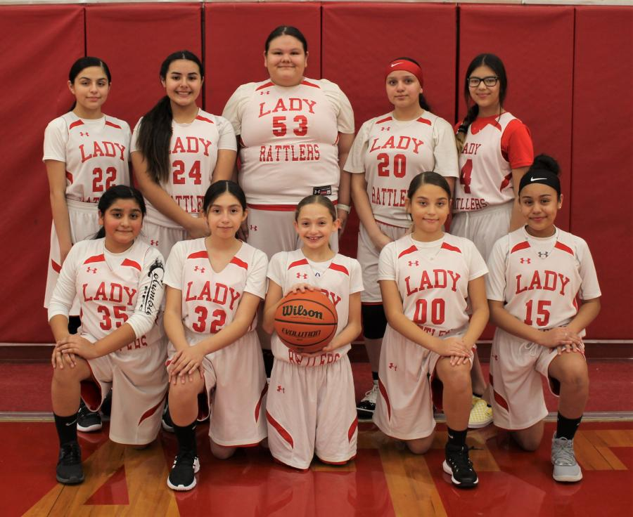 7th Grade Girls B Team