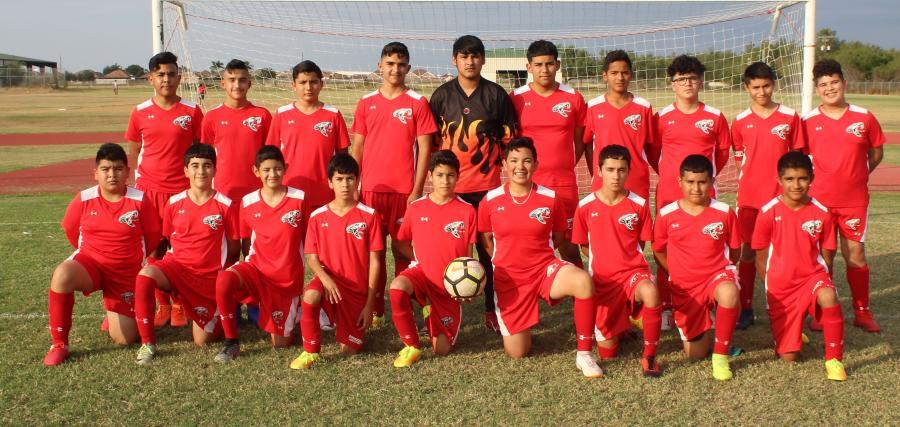 19-20 Soccer Team