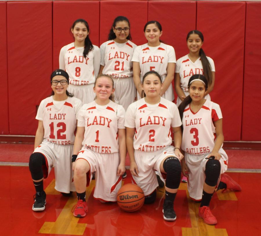 7th Grade A Team