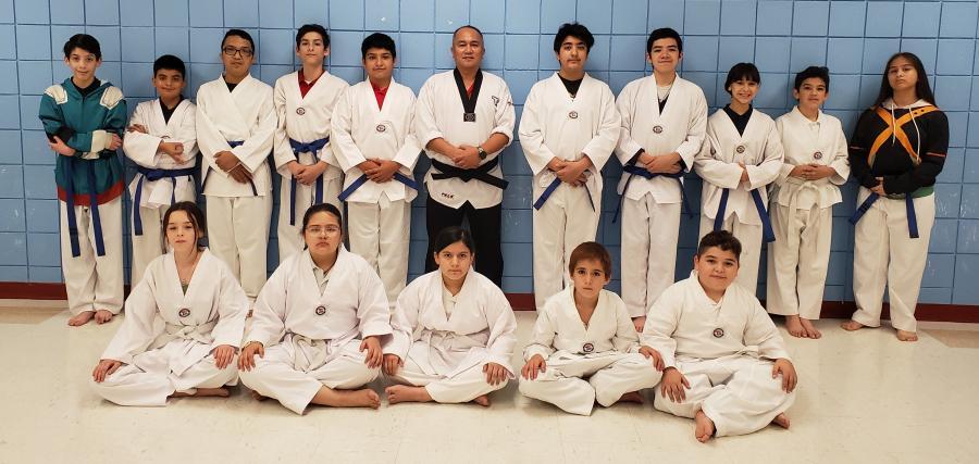 19-20 Taekwondo