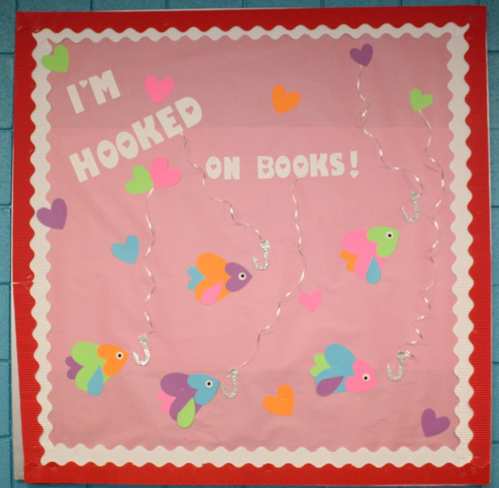 Hooked on books