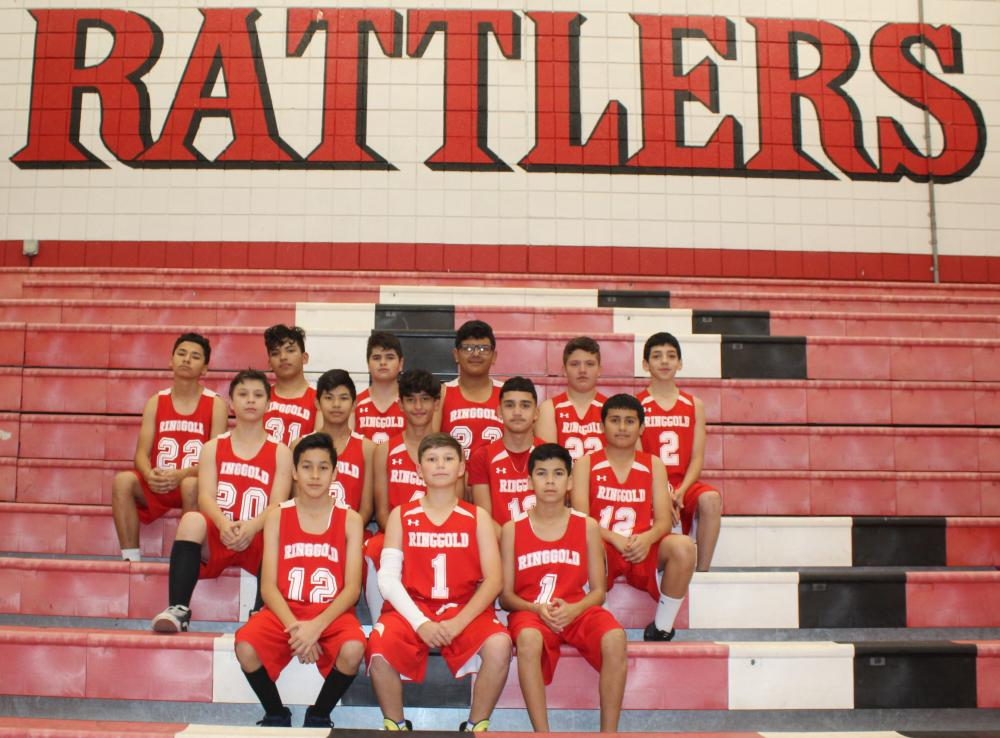 7th Grade Boys Basketball A & B Team