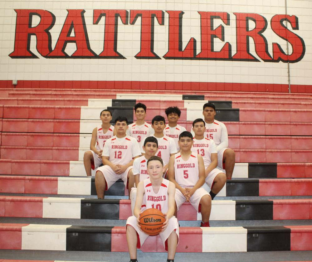 8th Grade Boys Basketball A Team