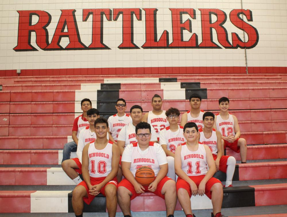 8th Grade Boys Basketball B Team