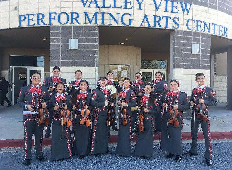 Division I Rating at the Mariachi Concert