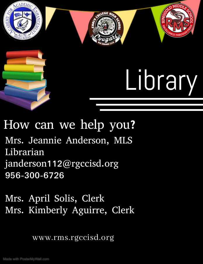 Library Contact Info