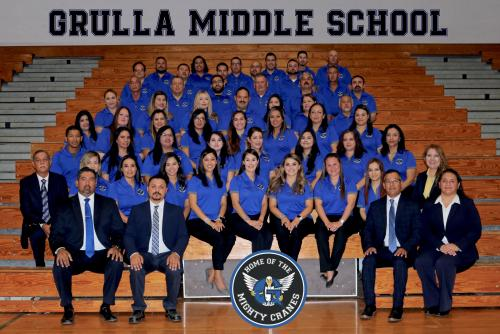 2018-2019 GMS Faculty