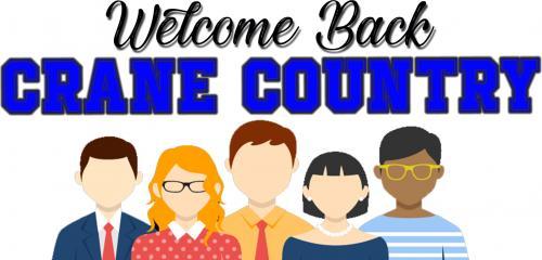 Welcome Back Crane County