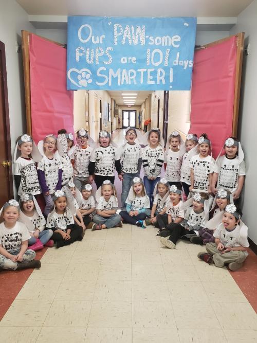 Kindergarten Class 1