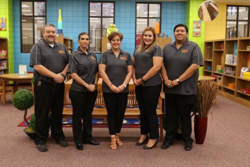 ECHS Admin Team