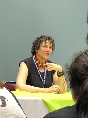Author April Henry