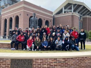 RHS, GHS, & ECHS at Texas A&M University