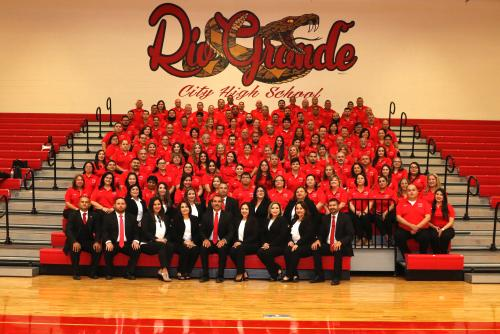 Rio Grande College >> Rio Grande City High School - Faculty & Staff