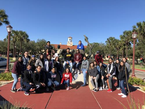 Migrant Club Attending A&M @ Kingsville
