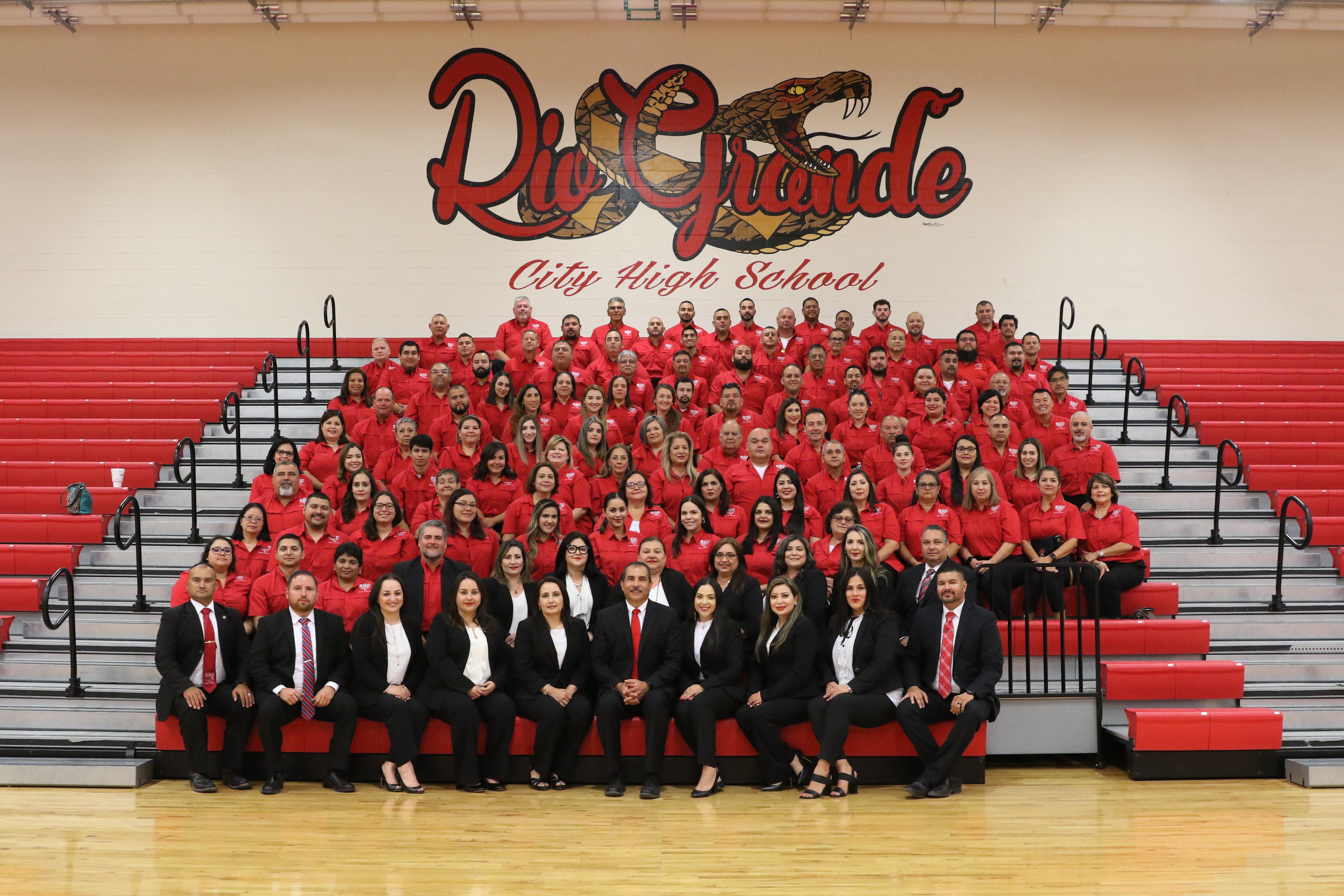 2019-2020 Rio Grande City High School Faculty