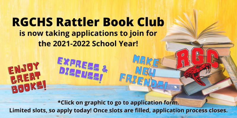 Book Club Recruitment
