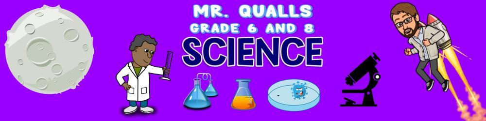 Chris Qualls homepage banner