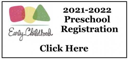 Vernon Parish Preschool Registration