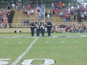 Color Guard (Home Opening)