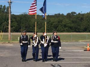Competition Color Guard (NCHS)